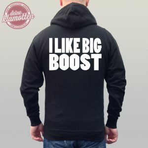 Fun Hoodie I Like Big Boost