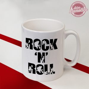 Tasse Rock ´n´ roll