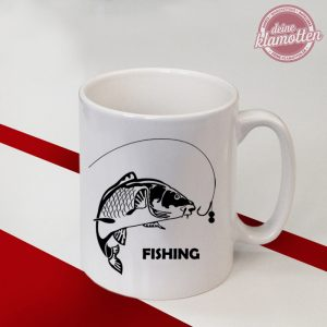 Tasse Fishing Angeln