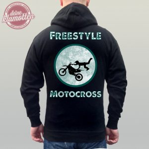 Fun Hoodie Freestyle Motocross