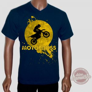 Fun Shirt Motocross