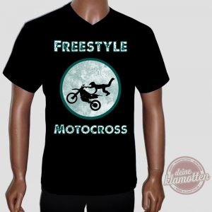 Fun Shirt Freestyle Motocross