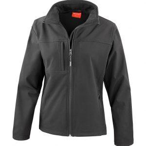 Damen Softshell Jacke Profi Workwear Wind- und wasserdicht atmungsaktiv