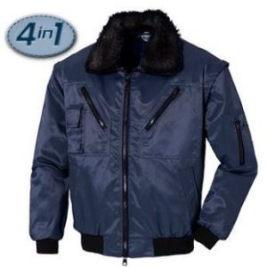 Pilotenjacke 4 in 1